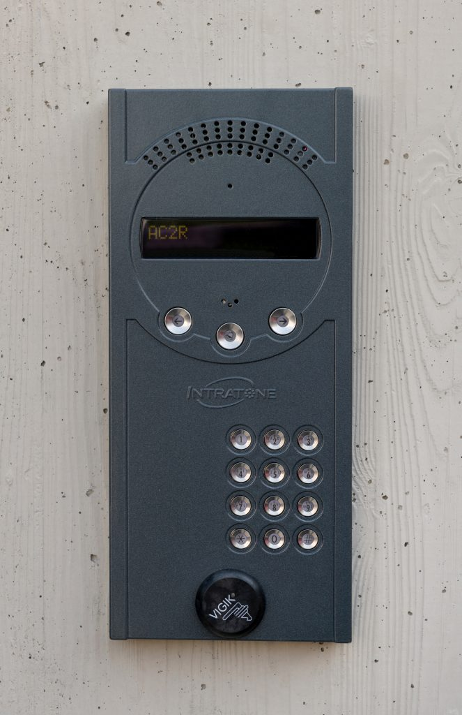 Contrôle d'accès et Interphonie à Lyon (Rhône-Alpes) par AC2R