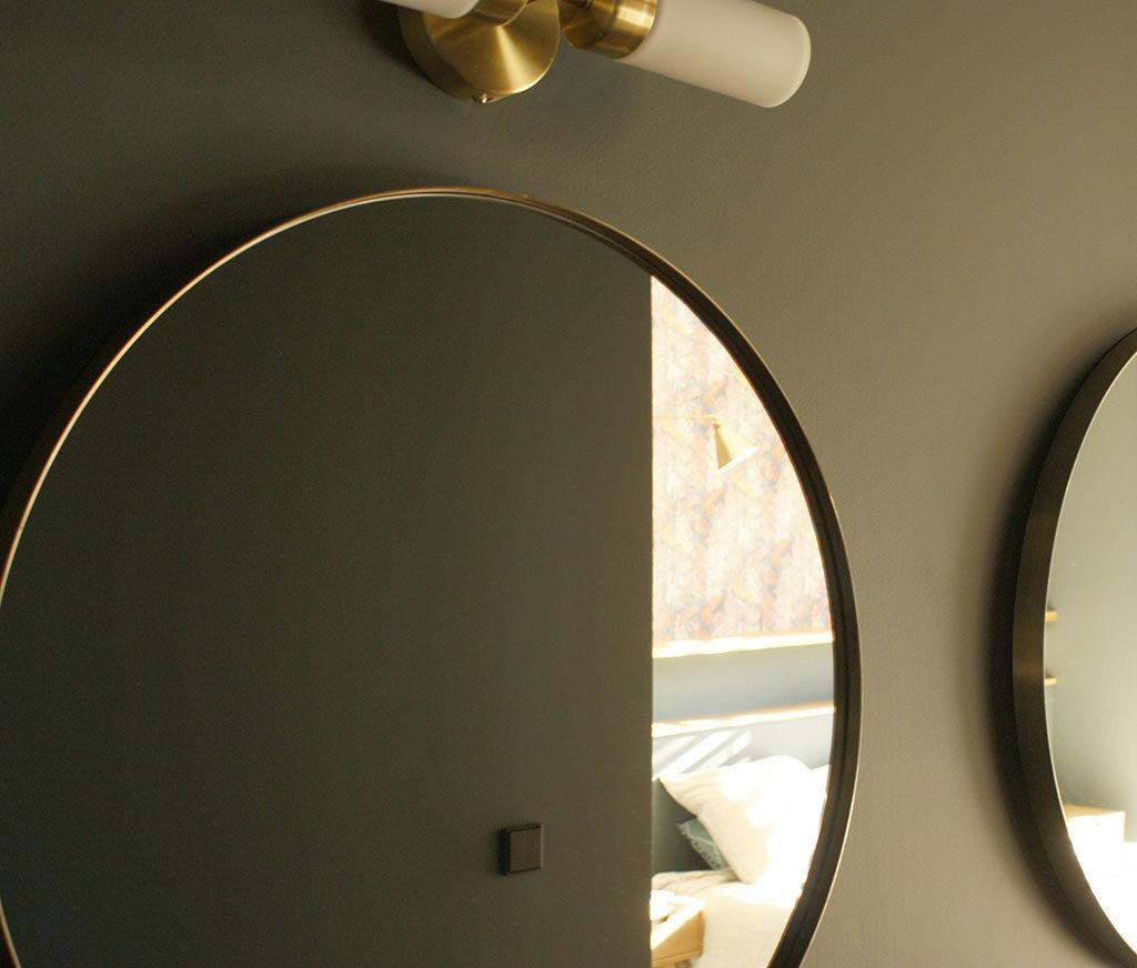 Miroirs de salle de bain éclairés par AC2R