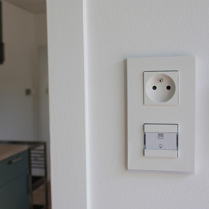 interrupteurs lumière et volets AC2R