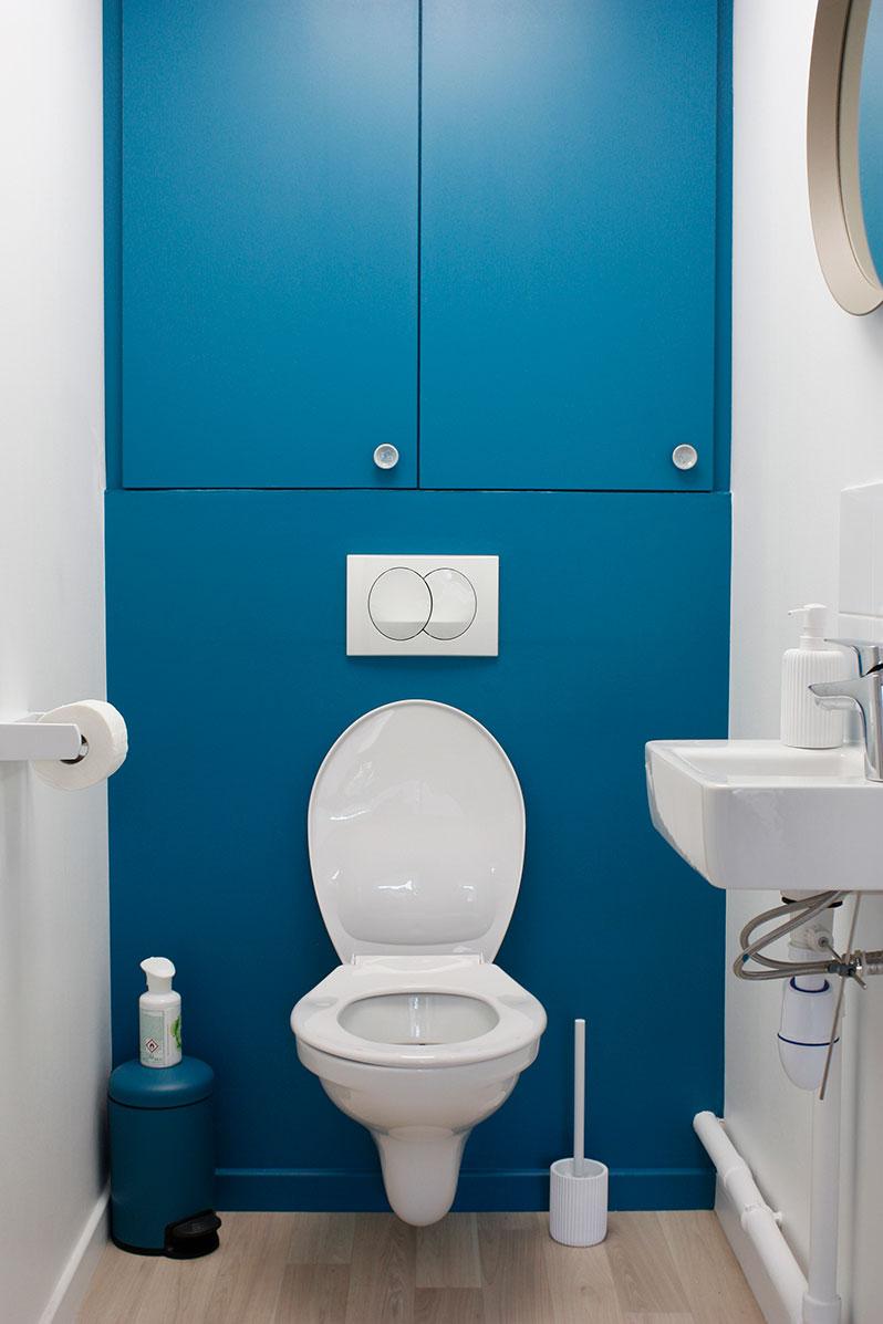 Eclairages des sanitaires by AC2R