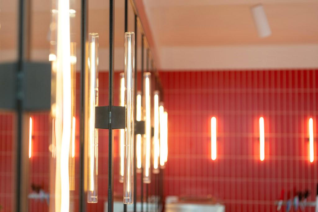 les éclairages design sélectionnés par AC2R pour Johany Sapet