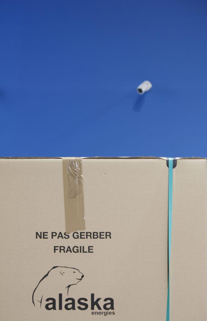 Surveillance d'entrepôt par vidéo, installée par AC2R