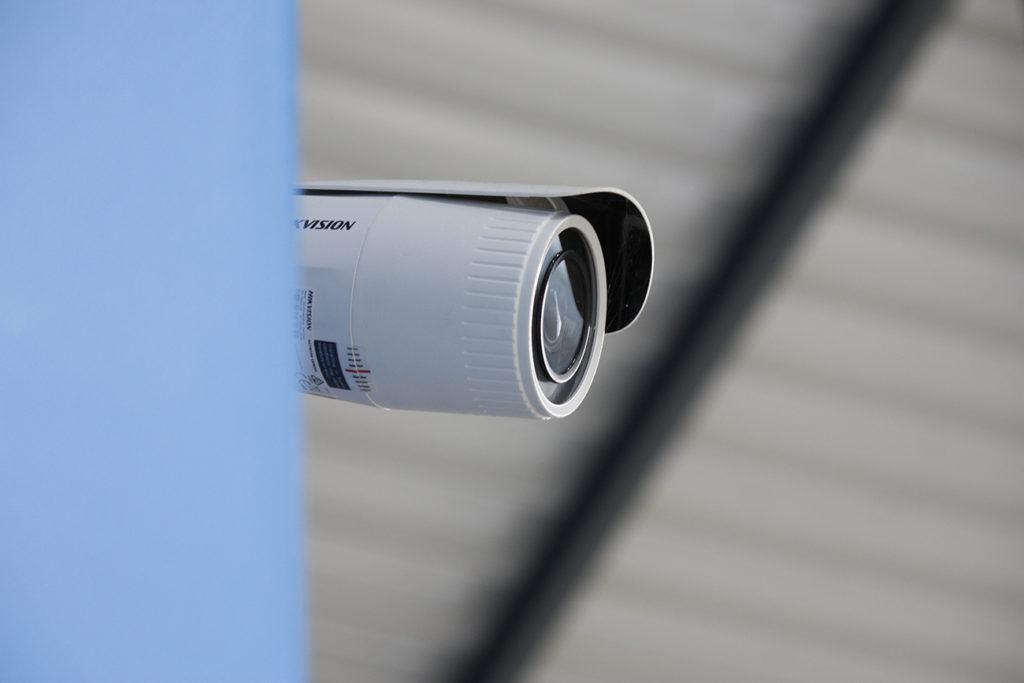 Caméra HIK Vision distribuée par AC2R à Lyon