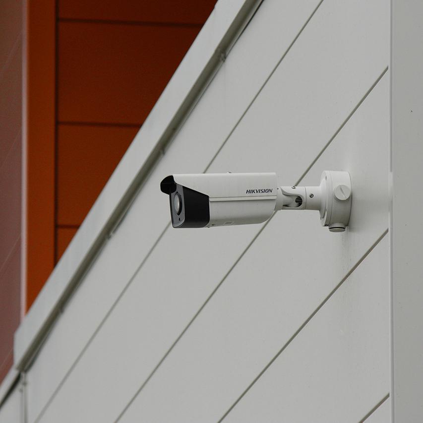 Vidéo-surveillance extérieure étudiée et installée par AC2R