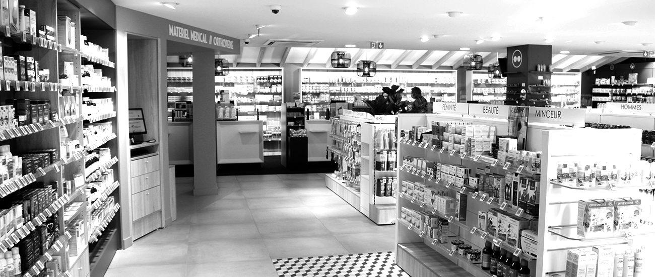 Pharmacie équipée par AC2R